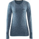 Craft W's Active Comfort Roundneck LS Shirt Teal